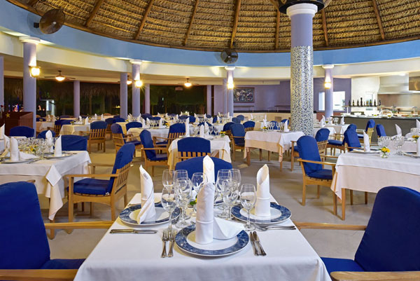 Restaurants & Bars - Iberostar Costa Dorada - All Inclusive 5 Star Hotel - Dominican Republic